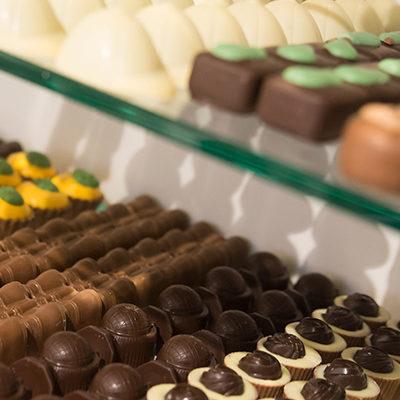 Belgische bonbons Kaasbest echte chocolade