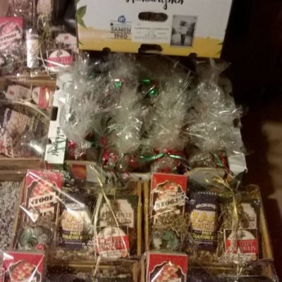 kerstpakketten met kaas